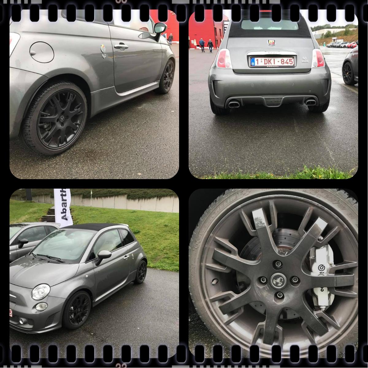 Nouvelle en Maserati Abarth-Maz-Grigio