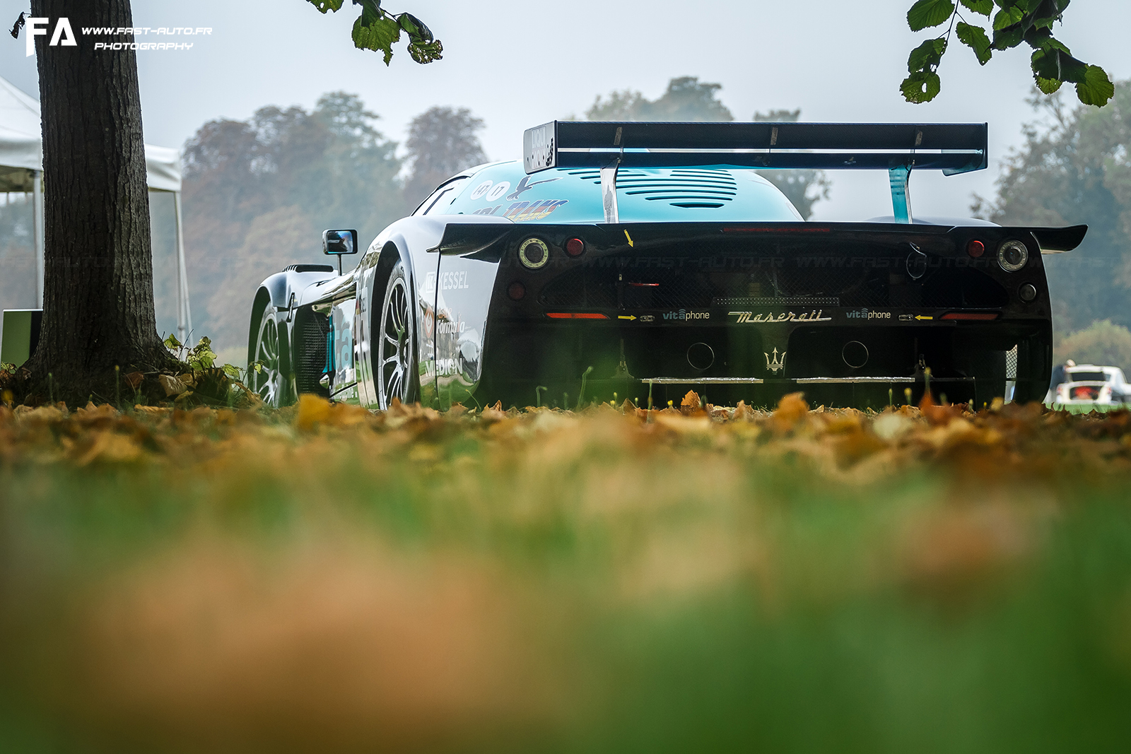 Maserati MC12 MC12-Chantilly